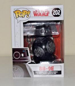 Funko BB-9E Star Wars The Last Jedi Episode 8 Vinyl Figure #202 - NEW in Stocks