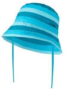TOOLZ Birdy Hat UV Sonnenschutz Bekleidung - hyphen stripes azur