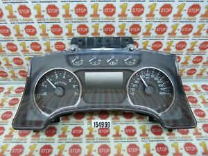 2012 12 FORD F150 MPH INSTRUMENT CLUSTER SPEEDOMETER CL34-10849-JC 199K OEM