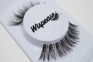 Natural False Eyelashes Set Natural Wispy Makeup UK NEW