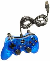 TTX PS3 Wired USB Controller - Blue - PlayStation 3 [video game]