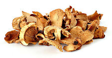 Wild dried porcini mushrooms