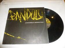 "Banduw-tirador de problemas - 1996 Reino Unido 3-track 12"" SINGLE VINILO"