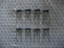 8 x 1.5K Ohm NOS CCI 1/2 Watt Metal Film Resistors! 1950s!  12AX7 Cathode!