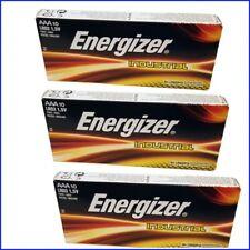 30x Genuine Energizer LR03 Industrial AAA Battery 1.5 V Alkaline Batteries