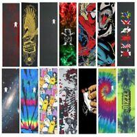 Professional Skateboard Grip Tape Board Sandpaper Longboard All Colors Griptapes