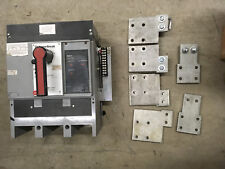 General Electric Power Break TP1616SS 1600A 600V w/RMS-9 Trip with 1600A Plug