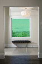 Transparent Colourful Window Film Sicky Back Optically Clear Stain Glass Tint