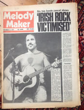 Melody Maker 1975 December 13, Paul Simon, Black Sabbath
