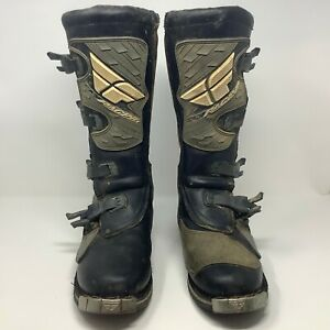 FLY Racing BOOTS Size 12 Off Road ATC MX Motocross Size 12
