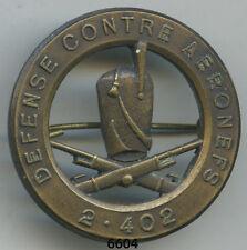 Insigne artillerie , 2 / 402 RADCA.