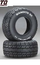Duratrax Bandito SC On-Road Tires C3 2 DTXC3798 Fast ship + track#