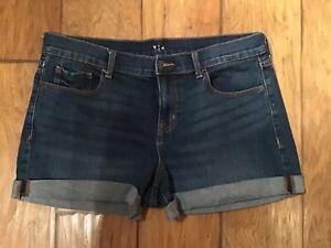 Women's Jean Shorts Size 10