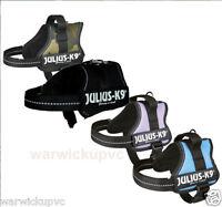 Julius K9 Power House Harness Dog Black Camouflage All Sizes S Mini 0 1 2 3 4