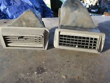 65 PLYMOUTH BELVEDERE II SATELLITE DASH TOP A/C AIR CONDITIONING VENTS OEM PAIR