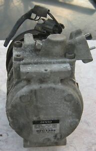 2000 LAND ROVER DISCOVERY 2 II AC COMPRESSOR AIR CONDITION ASSEMBLY OEM