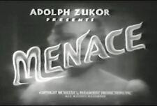 MENACE ~ Gertrude Michael,Paul Cavanagh 1934 region free DVD