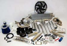 RARE 90-92 Geo Prizm 4EFE 5EFE 4E 5E TURBO KIT T3T4 1990 1991 1992 Turbocharger