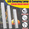 LED Camping Lantern Tent Lights Work Rechargeable Power Lamp Outdoor