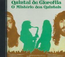 QUINTAL DE CLOROFILA - O MISTERIO DOS QUINTAIS BRAZIL PSYCH FOLK CD +2xtrks