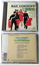 Ray Conniff - ´S Continental .. USA Columbia CD