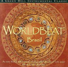 Worldbeat: Brazil * - Jack Jezzro and David Lyndon Huff