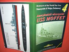 BS Profile Morskie Destroyers 4, Zerstörer USS MOFFET