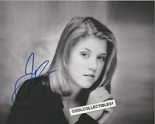 """JODIE SWEETIN """"FULL HOUSE, DWTS"""" IN PERSON SIGNED 8X10 PHOTO """"EXACT PROOF"""""""