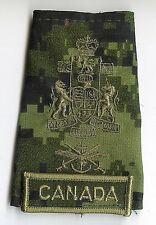 Obsolete Canadian Army Formation Chief Warrant Officer CADPAT Slip On Type 4 - M