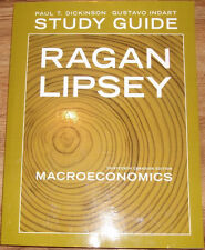 MACROECONOMICS 13TH CANADIAN EDITION STUDY GUIDE RAGAN LIPSEY DICKINSON INDART
