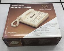 Vintage TeleMatrix Intercom Phone / Desk Home / Hotel Phone / NIB / Tested