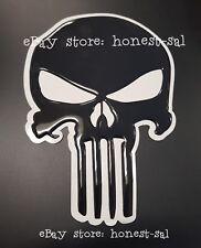 Black Skull Motorcycle Tank Pad Protector Honda Yamaha Suzuki Kawasaki Ducati