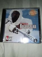 Tom Clancy's Rainbow Six: Rogue Spear (PC, 1999) - European Version