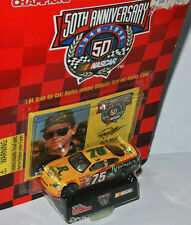 50th Anniversary 1998 - #75 FORD NASCAR * REMINGTON * Rick Mast - 1:64