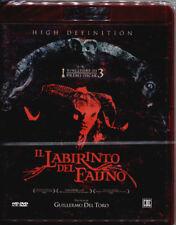 IL LABIRINTO DEL FAUNO - DVD HD NUOVO E SIGILLATO, PRIMA STAMPA ITA, RARISSIMO