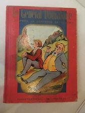 ancien livre le general dourakine comtesse de segur illustrations mateja