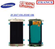 VITRE TACTILE OR + ECRAN LCD COMPLET ORIGINAL SAMSUNG J5 2017 SM-J530F J530FN