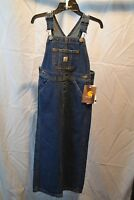 Carhartt Jean Overalls CM8646 Kids/Infants/Toddlers Sizes NWT