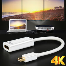 4K Mini Displayport DP to HDMI VGA DVI Cable Adapter Convertor 1080P for MAC PC