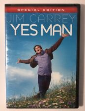 Yes Man (DVD, 2009, Special Edition) Jim Carrey