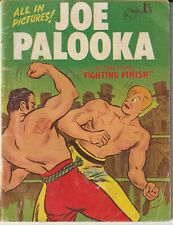 Australian Comic: Joe Palooka #3 - Jubilee Publications 1959