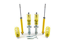 VW UP / Skoda Citigo / Seat Mii 2011-Onward FK AK Street Coilover Suspension Kit