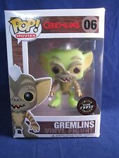 FUNKO POP MOVIES GREMLINS GLOW CHASE GREMLINS #06 VINYL FIGURE BOX DAMAGE