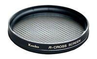 Kenko Lens filter R-cross Screen 52mm for Cross Effect 352205