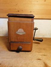 alte schöne Kaffeemühle Zassenhaus moulin café coffee grinder