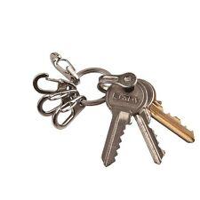 True Utility Keyring System Key & Accessory Organiser TU245