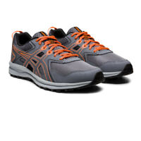 Asics Mens Trail Scout Running Shoes Trainers Sneakers - Grey Sports Breathable