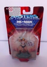 HE MAN MASTERS OF THE UNIVERSE ACTION FIGURE SMALL 2002 MATTEL BOXED NEW