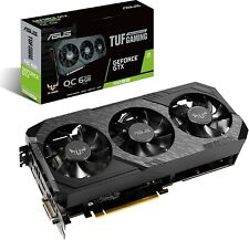 ASUS TUF Gaming GeForce GTX 1660 SUPER Overclocked Edition 6GB HDMI DP DVI