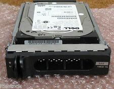 "Dell 146gb 15k Hot Swap SAS Hard Drive 3.5"" XK111 for Dell PowerEdge Servers + P"